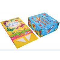 Wholesale Glossy Lamination Magnetic Gift Box / Foldable Paper Box Light Weight from china suppliers