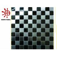 HTY - TM 300 Good Quality Metal Mosaic Tile Made in Foshan Facory