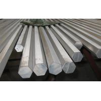 China GB, EN construction 304 430 316 410 stainless steel hex bar stock / hexagon bars on sale