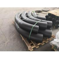 Wholesale Rust Proof Black Oil Surface Stainless Steel Seamless Pipe ASTM A234 ASTM A420 from china suppliers