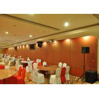 Hotel Sound Proof Partitions ,  Banquet Hall Partition Wall 85mm