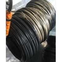 China 3mm diameter high carbon spring steel wire high tensile strength SAE 1070 steel grade on sale
