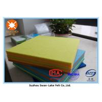 Wholesale Interior Decorative Sound Absorbing Fabric Wall Panel With Polyester Fabric from china suppliers