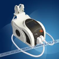 SHR Ipl Hair Removal Machines Effective And Painless , Two System In One