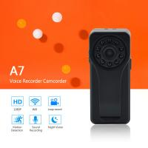 China 2018 New Launched Smart and Fashion Mini DV Voice Recorder WiFi P2P Camera Full HD 1080P Portable Digital Audio Recorder on sale