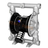 China PP air Operated Double Diaphragm Pump on sale