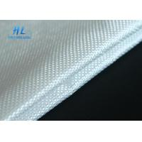Wholesale White Fiberglass Fabric Cloth Heat Insulation For Fireproofing And Silicone Fabric from china suppliers