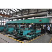 5 Stand Continuous Rolling Mill Machines , Stainless Steel Cold Tandem Rolling Mill 800mm