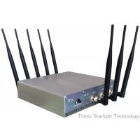 Wholesale Bluetooth WiFi GPS High Power Signal Jammer with IP Remote Monitoring System from china suppliers