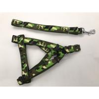 Wholesale Customization Cute Nylon Material Dog Chest Harness 43cm - 52cm Size from china suppliers