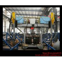 Wholesale H Beam Production Line Gantry Welding Machine / Equipment With Two Submerged Welder from china suppliers
