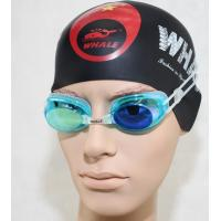 Quality UV Protection Professional Racing Swim Goggles Water Resistant for sale