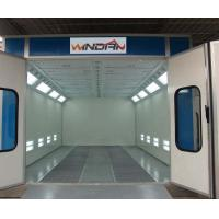 Buy cheap Anti Flame SUS304 Auto Spray Booths Have Intake Exhaust Fan WD-904 from wholesalers