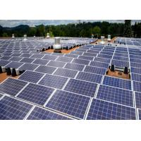 Buy cheap Customized Tilt Angel Solar Panel Roof Mounting Kits , Solar PV Solar Mounting from wholesalers
