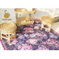 Wholesale Floor Carpet Underlay Felt Eco - Friendly Polyester Fiber Bedroom Floor Rug from china suppliers