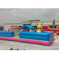 Wholesale Mushroom Animal Inflatable Amusement Park Inflatable Toys for Kids from china suppliers