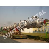 Wholesale Nickel Alloy C-59 Distillation Tower / Column for Butyl Alcohol from china suppliers