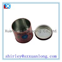 Wholesale Wholesale Small round tea tin can From China from china suppliers
