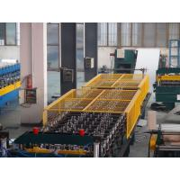 Wholesale 5.5KW Automatically Roof Panel Roll Forming Machine 40GP Container from china suppliers