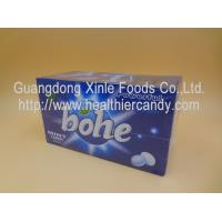 Wholesale Portable Healthy Cool / Sweet Bohe Menthol Candy Low Energy ISO90001 Certificate from china suppliers