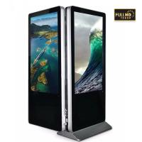 Buy cheap Indoor Android 3g Wifi Digital Signage Kiosk Double Side Lcd Touch Screen For Advertising Player from wholesalers