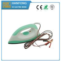 Wholesale Steaming Solar DC Appliances , Aluminum Baseplate Cloth Steam Iron For Home Use from china suppliers