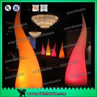 Wholesale Festival Event Party Decoration Customized Inflatable Cone Pillar Entrance from china suppliers