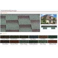 Wholesale European Geothe 3-Tab Asphalt Shingles / Decoration Fiberglass roof tiles from china suppliers