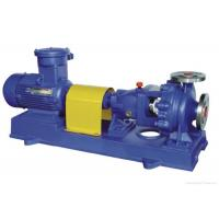 China Labyrinth Gland Seal Pump , Single Stage Centrifugal Clockwise Rotation Split Casing Pump on sale