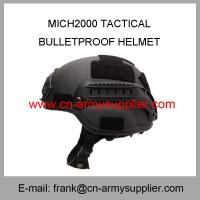 Buy cheap Wholsale Cheap China Military Mich2000 Tactical Army Police Bulletproof Helmet from wholesalers
