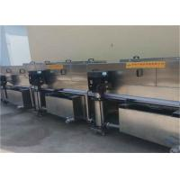 China High Performance Industrial Tray Washers , Plastic Crate Washing System on sale