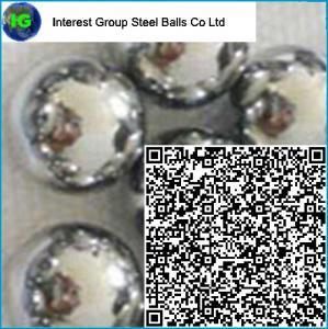 China valve steel ball / Chrome steel balls / bearing steel ball / precision steel ball on sale