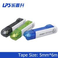 Buy cheap Eco Friendly Green Colored Correction Tape Pen Easy To Carry T-90111 from wholesalers