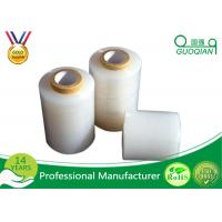 Wholesale Classic Blown Stretch Wrap Film , Hand Stretch Wrap Shrink Stretch Moisture Proof from china suppliers