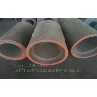 Wholesale C15  Forged Sleeves  Forged Tube / Block with hole Forged Ring Normalized And Proof Machined from china suppliers