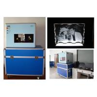 Wholesale 2D / 3D 800W Laser Engraving Machine , Customized Inner Crystal CNC Laser Engraving Machine from china suppliers