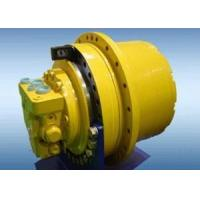 Wholesale Kobelco SK30 SK32 SK35 Excavator Travel Motor Yellow MG26VP-02 49kgs With Gearbox from china suppliers