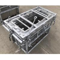 China aluminum block cooler box mold. cooler box rotational mold for sale