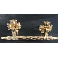Wholesale Professional Plastic Casket Handle , Gold Brass Or Copper Coffin Decoration H9102 from china suppliers
