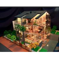 Wholesale CAD Drawing Exterior Building 3D Model , Commercial Modern Architecture Model from china suppliers
