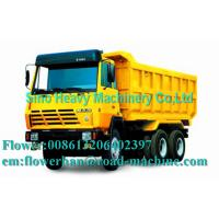 Wholesale International Dump Truck Heavy Duty Dump Truck 10-24m3 Volume 6800*2300*800 from china suppliers