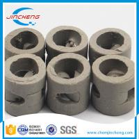China Ceramic Tower Packing Pall Ring For Drying Column / Absorbing Column Filling on sale