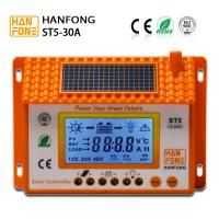 Wholesale 12V / 24V Intelligent Manual Solar Panel With Controller For Home Solar System from china suppliers
