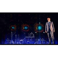 Wholesale Pepper's Ghost Holographic Projection System Hologram 3D Display For Event from china suppliers