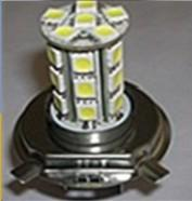 Wholesale Auto LED Fog Light H4-27SMD-5050 from china suppliers