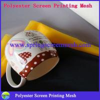 Monofilament Polyester Fabric/Screen Printing Mesh for sale