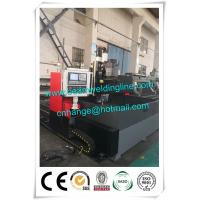 Wholesale Automatic Cnc Steel Plate Drilling Machine , H Beam Production Line Welding Beam from china suppliers