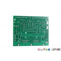 Wholesale Green Solder Mask Multilayer Circuit Board FR 4 Base Material LF-HASL Surface Treatment from china suppliers