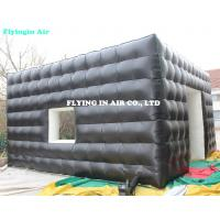Buy cheap High Quality Waterproof Inflatable Cube Tent with Blower for Party and Wedding from Wholesalers