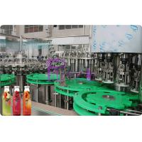 Wholesale Aseptic Bottled Hot Filling Machine Stainless Steel Rotary Filling Machine from china suppliers